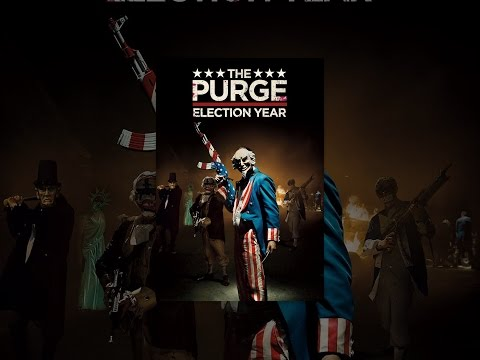 """Watching """"The Purge"""" in Our Year of Nightmare Politics"""