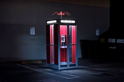 A Full-Size 'Bill & Ted' Replica Phone Booth Can Now Be Yours