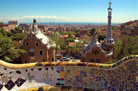 Where are the best views in Barcelona?