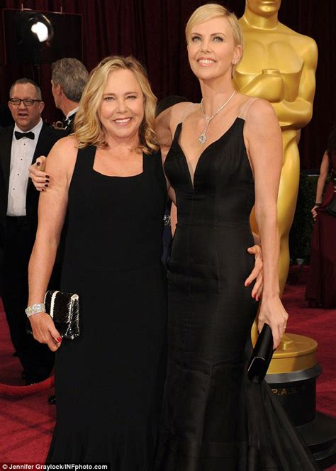 Charlize Theron admits seeing her mother kill her father
