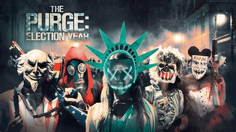 The Purge: Election Year | Trailer 2 (Universal Pictures