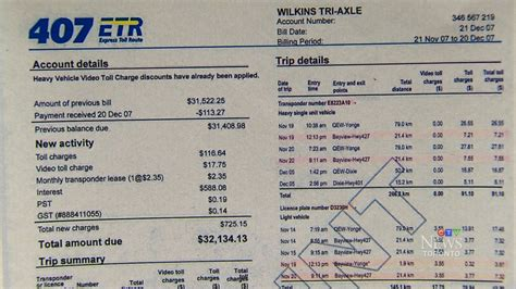 Trucking companies rack up thousands in tolls due to