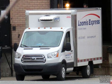 Loomis Express - DHL Express Canada - Transforce: Before