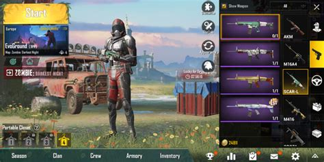 How many gun skins do you have in PUBG Mobile? - Quora