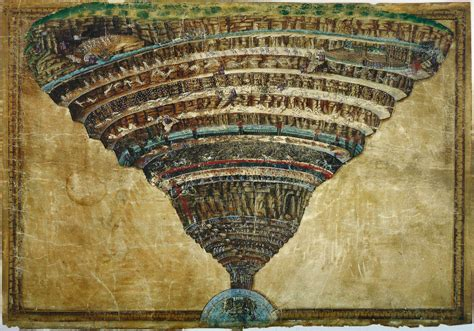 Dante: Old Maps of Hell | Waggish