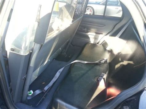 Find used 2001 Crown Victoria Police Interceptor w/cage, P