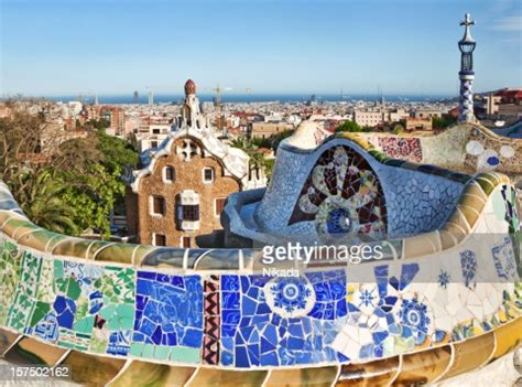 Parc Guell Barcelona High-Res Stock Photo - Getty Images