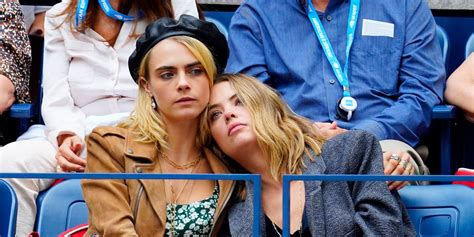 Cara Delevingne on How Her Relationship With Ashley Benson
