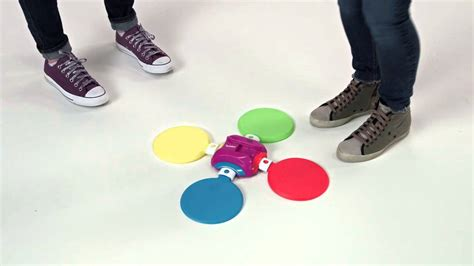 Twister North America Product Demo | Twister Moves Hip Hop