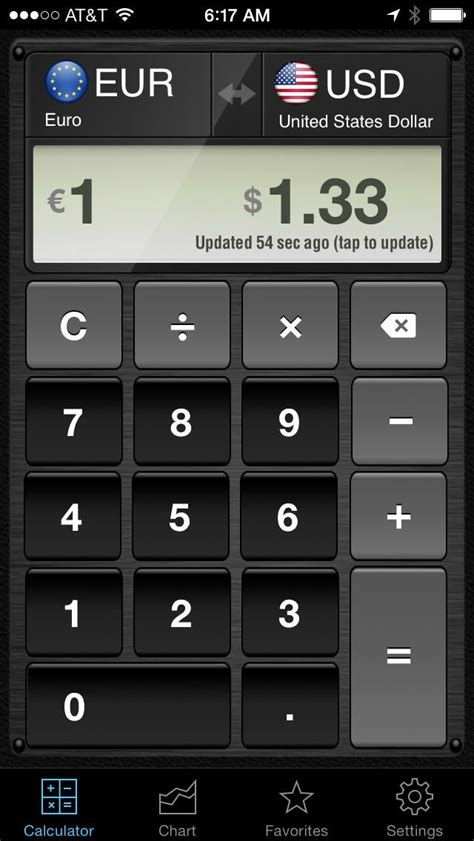 Currency Converter HD: converter money calculator with