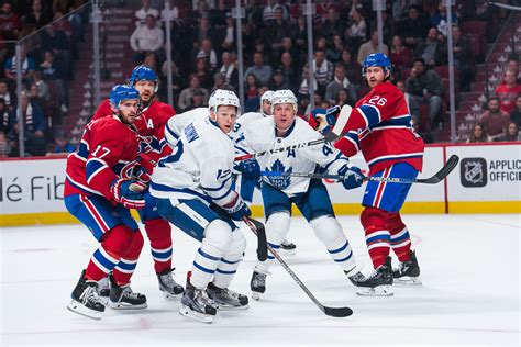 Montreal Canadiens: Making a statement against the Leafs