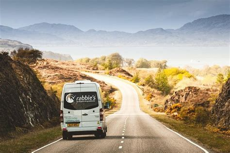 Outlander Adventure Small-Group Day Tour from Glasgow