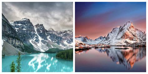 10 Most Beautiful Mountain Ranges in The World