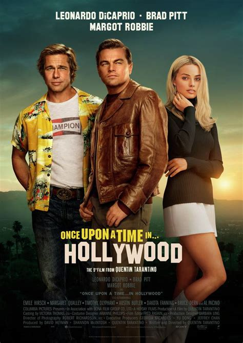 Critique Once Upon a Time… in Hollywood : synopsis, date