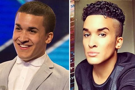 """Jahméne Douglas From """"The X Factor"""" Looks Pretty Different"""