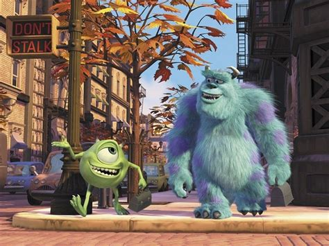 Monstres & Cie (Monsters, inc)