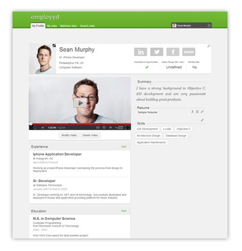 Social Recruitment App Employyd Comes Out of Beta